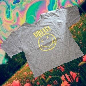 Tops - Nirvana Crop Top